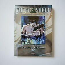 Ghost in the Shell DVD 2-Disc Set Special Edition Poster