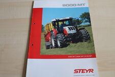 127812) Steyr 9085 9095 9105 MT Prospekt 01/2009