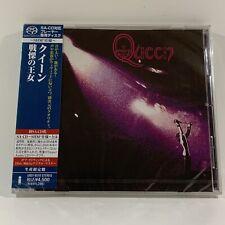 Queen - Queen - SHM SACD Super Audio CD Japan SACD SEALED