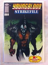 Youngblood - Strikefile #1 Comic Book Image 1993