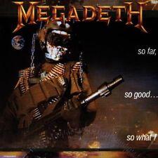 MEGADETH - SO FAR, SO GOOD....SO WHAT!: CD ALBUM (2004)