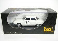 Panhard Pl17 N°174 Rallye Monte Carlo 1961 IXO Rac082 1 43 1er