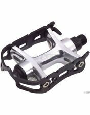 "Wellgo LU-888 Alloy Quill Road Cycling Pedals, Black 9/16"" (PD1035)"