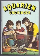 DDR-libro infantil-libro especializado: acuarios y los niños/instrucciones 1. acuario habitación infantil