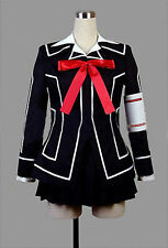 Vampire Knight Cosplay Costume Yuki Cross White or Black Womens dress suit