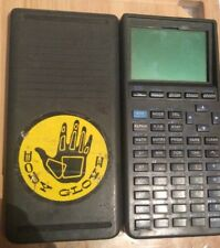 Texas Instruments Graphing Calculator Ti 83 with Cover Selling As Is For Parts
