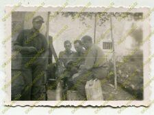 Foto, Wehrmacht, utilizzo in Reccia, Italia (N) 19235