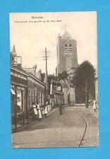 Monster, North Rhine-Westphalia, Munster, Germany, Postcard.