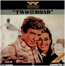 TWO FOR THE ROAD Albert Finney CBS FOX SPECIAL WIDE SCREEN ED SEALED LASER DISC
