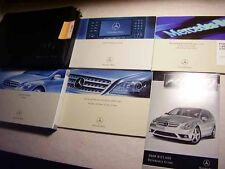 2008 Mercedes R Class Owners Manual Very Good Free Shipping 8882-11