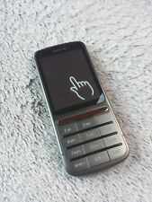 Nokia C3-01 Handy in grau wie neu OVP Smartphone mobile phone gray like new
