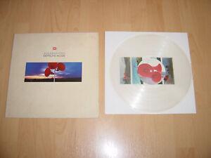 Depeche Mode - Music for the Masses - original UK clear vinyl LP - 1987