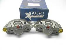 Usa Industries FRP1334 Remanufactured Disc Brake Caliper Set - Front