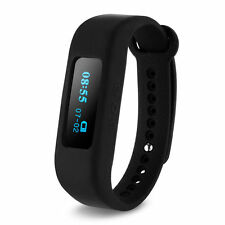 Health Smart Watch Wristband Bluetooth 4.0 Sleep Monitor Pedometer Calorie