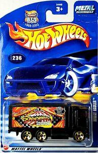 Hot Wheels Hiway Hauler #236 Hot Wheels Sideshow Metal Collection