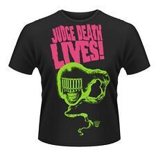 2000ad Judge Death Judge Death Lives! T-Shirt Unisex Size Taille S PHM