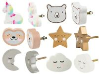Sass and Belle Sweet Dreams Novelty Children Drawer Knob Handles Pull