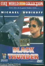 Black Thunder (1997) DVD NUOVO SIGIL Michael Dudikoff Gary Hudson Richard Norton