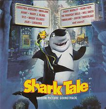 Shark Tale-2004-Original Movie Soundtrack-13 Track-CD