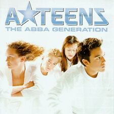 """A*Teens """"The Abba Generation"""" CD"""