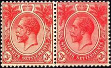 COMPAGNIA INGLESE DELLE INDIE ORIENTALI - 1912-193 - Re Giorgio V