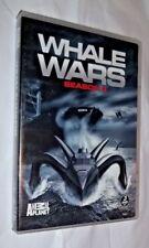 Whale Wars: Season 3 (DVD, 2010, 3-Disc Set)