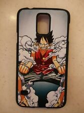 USA Seller Samsung Galaxy S5 SV Anime Phone case One Piece Monkey D Luffy Gear
