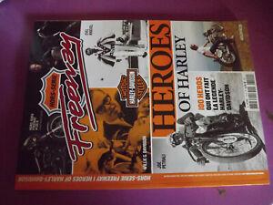28DN Revue Freeway HS n°120 Heroes Of Harley Fonda / Gable / Campos / Tancrede