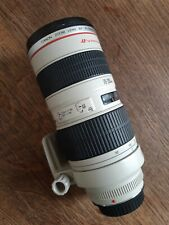 Canon 70 200 2.8