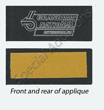 Buick Grand National LT & LS MAF Overlay New