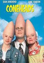 PRE ORDER: CONEHEADS (Dan Aykroyd) - DVD - Region 1