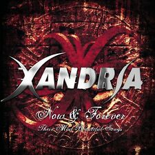 XANDRIA Now & Forever - Their Most Beautiful Songs CD 2014