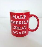 MAGA President Donald Trump Make America Great Again Coffee Cup Tea Mug