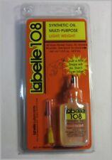 Labelle 108 Multi-Purpose Oil Light 1/2 fl oz (Plastic Compatible)