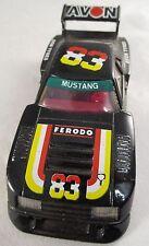 Matchbox Turbo Specials Zakspeed Ford Mustang 1:40 Vintage Diecast Racing Car