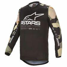 Alpinestars Racer Tactical Mens Jersey Mx - Desert Camo White All Sizes