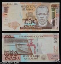 Malawi Paper Money 500 Kwacha 2012 UNC