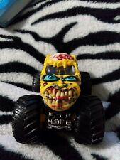 Mattel Hot Wheels Monster Jam Zombie Monster Truck 1:64 Scale #10/10 Ages 3+