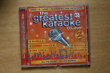 Various - Karaoke - The Greatest Karaoke Cd... Ever! - Britney Spears (Box C94)