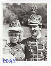 Elvis Presley Donna Douglas Frankie And Johnny VINTAGE Photo