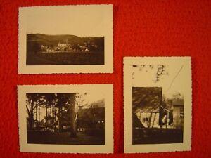 DURBACH - 3 Fotos um 1940