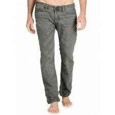 DIESEL Mens VIKER Dirty Denim Regular-Straight Jean Pant 00AAZO-0807C Size 31x34