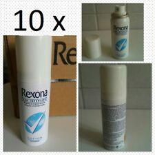 10x deodorante Rexona spray 24h intensive cotton deo-spray deodorant desodorante