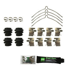 FRONT BRAKE PAD FITTING KIT FITS: TOYOTA RAV-4 RAV4 MK4 2012-> 2 PISTON BPF0001A