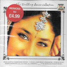 THE WEDDING DANCE COLLECTION - NEW BHANGRA CD SONGS