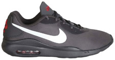 New Men's Nike Air Max Oketo Athletic Sneakers Grey/Red Size 10 Brand New!