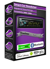 SMART CAR ROADSTER DAB Radio , Pioneer CD stéréo lecteur USB,