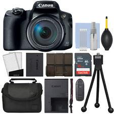 Canon PowerShot SX70 HS 20.3MP 4K Digital Camera 65x Optical Zoom + 16GB Kit