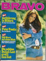BRAVO Nr.32 vom 2.8.1971 Daliah Lavi, Peter Fonda, Jim Morrison, Neil Diamond...