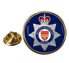 Enamel Police Transportation Collectable Badges & Patches